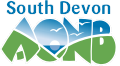South Devon AONB logo